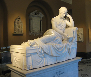 Victoria and Albert museum - Burial monument for Emily Georgiana | by DameBoudicca