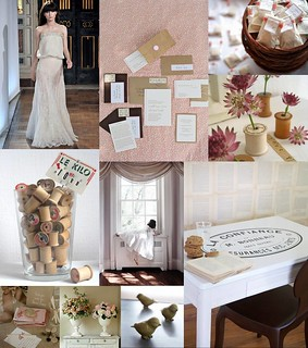 Vintage Whimsy Inspiration Board | by Elizabeth Anne Designs