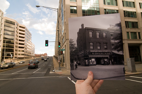 Looking Into the Past: North Capitol and H, Washington, DC | by jasonepowell