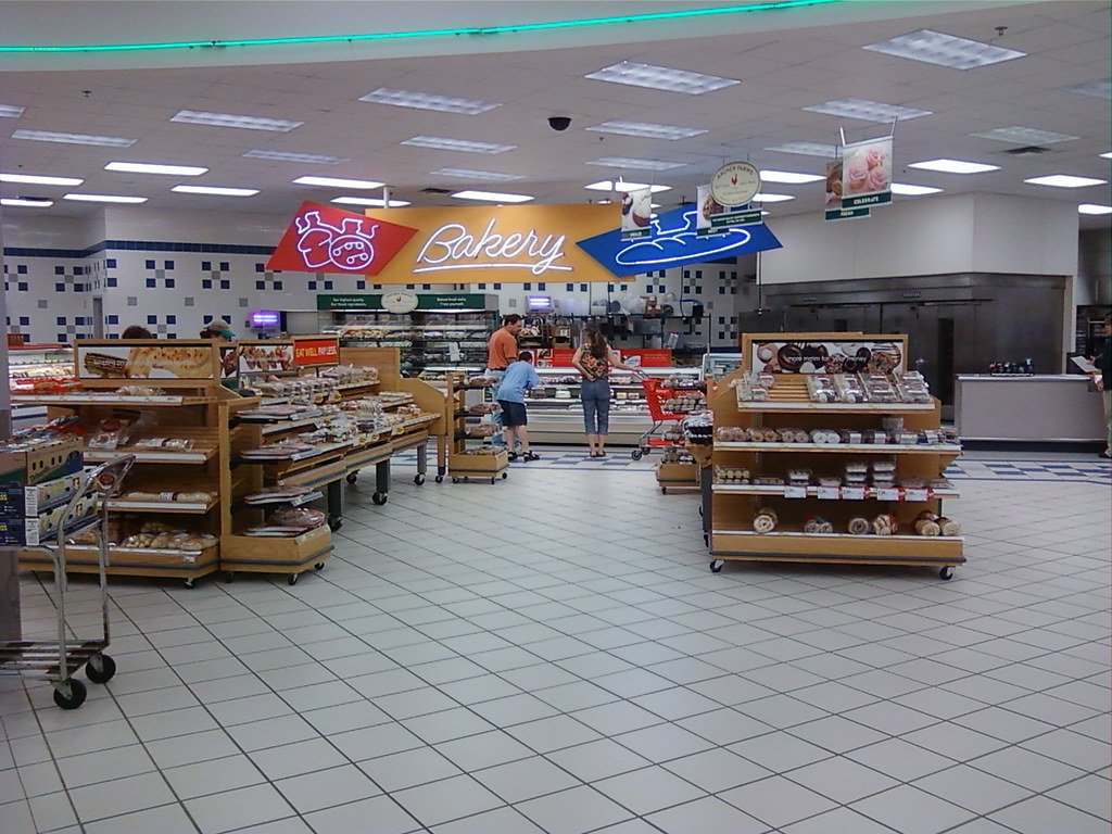 SuperTarget Mason City Iowa Bakery I love that Bakery Flickr