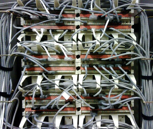 Patch panel cables