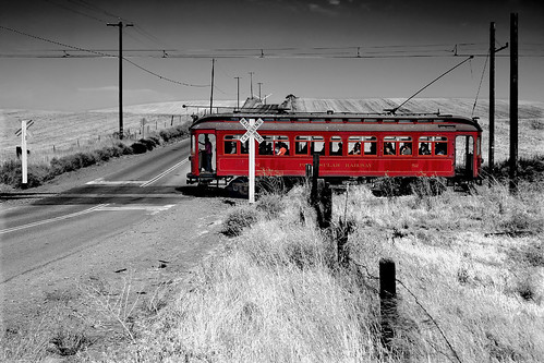 Red train | by ongopt50