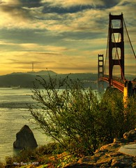 Golden Gate - Early Morning | by Mine Beyaz