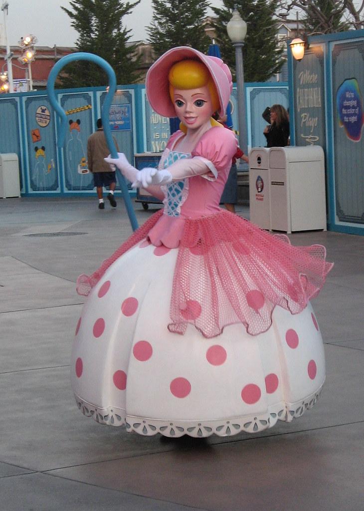 Little Bo Peep From Toy Story Disney S California Adventur Flickr