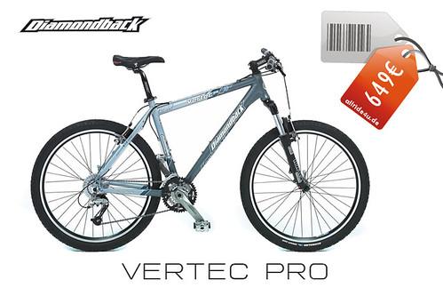 fahrrad diamondback vertec pro f r 649 eur allride4u flickr. Black Bedroom Furniture Sets. Home Design Ideas