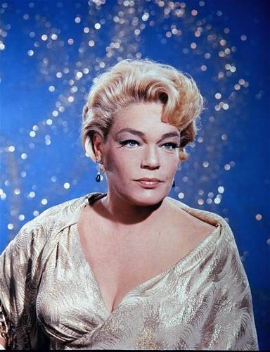 simone signoret photos