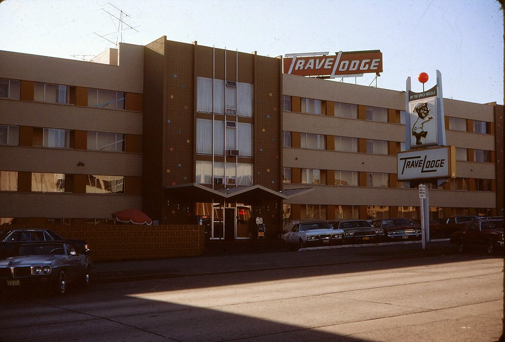 TraveLodge - Seattle, Washington