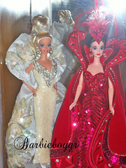 Bob Mackie Barbie collection | by AKI'S SECRET