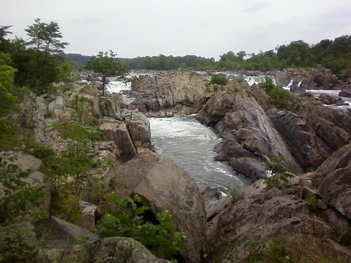 Great Falls in VA | by claudinehellmuth