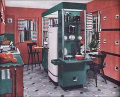What Kind Kitchen Cabinets Were In Mid Century Modern Kitchens