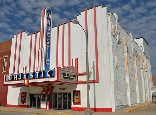 Majestic Theatre | by RoadsideArchitecture.com