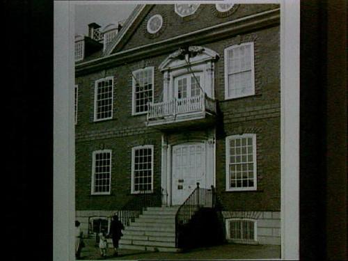 Oldest Door Rhode Island Representatives Senate