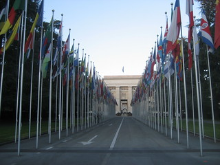 United Nations in Geneva | by cometstarmoon