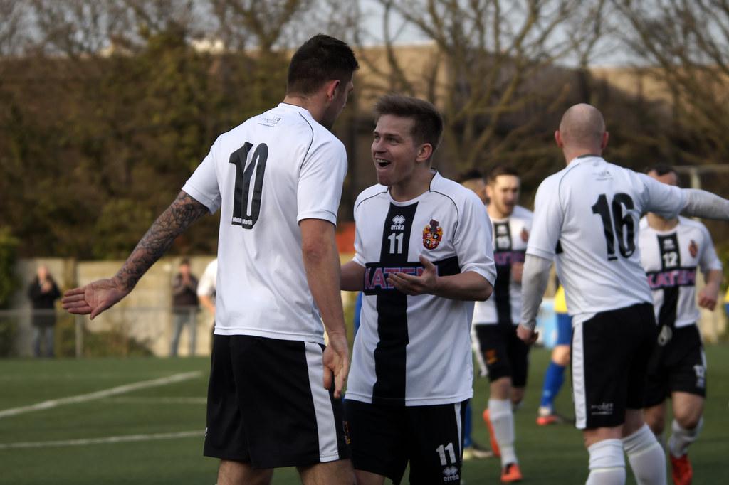 Durham City Fc V Spennymoor Town Fc Ebac Northern League 1 Flickr