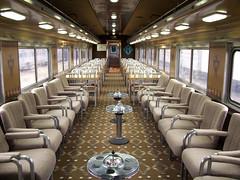 private rail car interior coach train chartering 39 s priva flickr. Black Bedroom Furniture Sets. Home Design Ideas