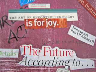 Vision Board  The Future According To | by deb roby