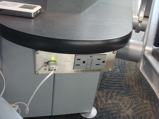 charging station at SMF | by D.L.