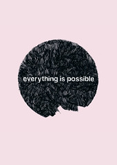everything is possible | by Lee Basford