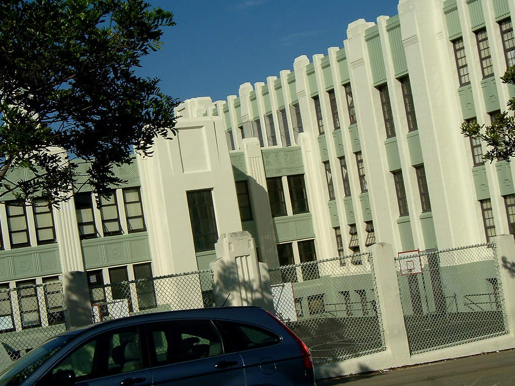 Opinion, james lick middle are