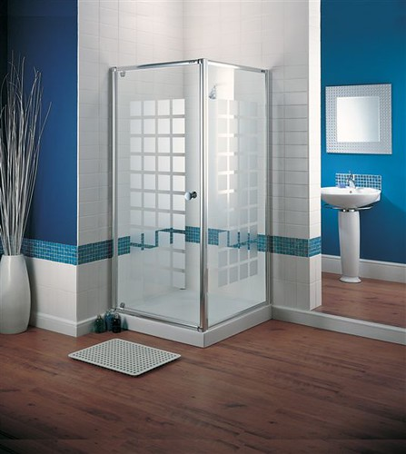 ... Sigma Pivot Door (luxury shower enclosures) | by showerlux & Sigma Pivot Door (luxury shower enclosures) | With its curveu2026 | Flickr