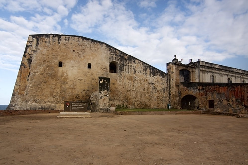 Fort San Cristobal Old San Juan Puerto Rico | by fortherock