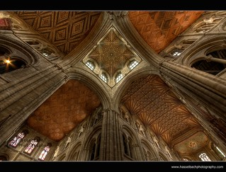 Peterborough Cathedral Ceiling | by Ryan_Hasselbach