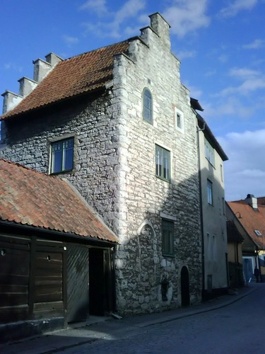 Visby historic building | by Ernest W Adams