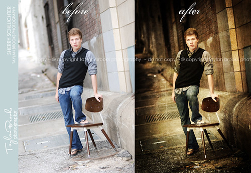 Before & After | by taylanbrooks