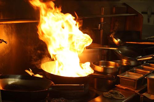 Fire Wok Chinese Restaurant Johnson Drive Mission Ks