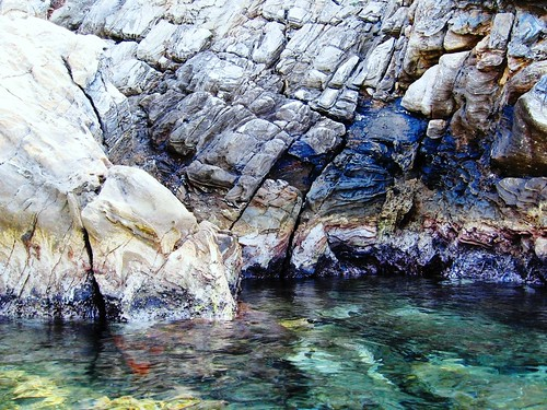 "Greece: ""Marblewater""  -- Reflections on the Aegean Sea 