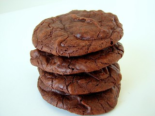 Brownie Cookies | by Tracey's Culinary Adventures