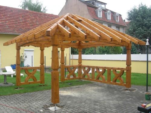 toit terasse toit de terrasse 4 pans charpente en bois d flickr. Black Bedroom Furniture Sets. Home Design Ideas