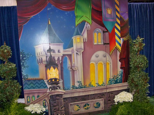 Disney Princess Storytime and Royal Manners theater at the D23 Expo | by Castles, Capes & Clones
