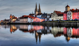 Regensburg at the River Danube | by 1982Chris911 (Thank you 5.500.000 Times)