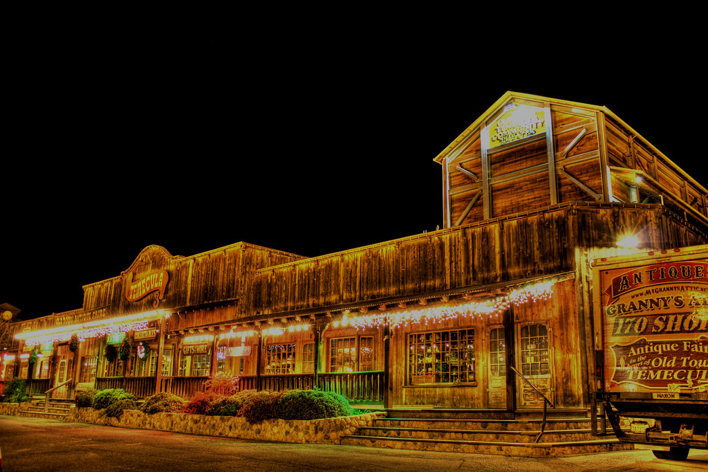 old town temecula ca hdr by staticgo