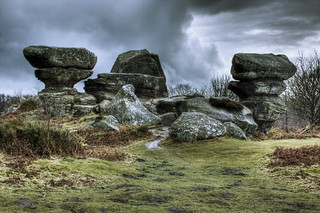 Stone Structures at Brimham Rocks | by BoSquidley