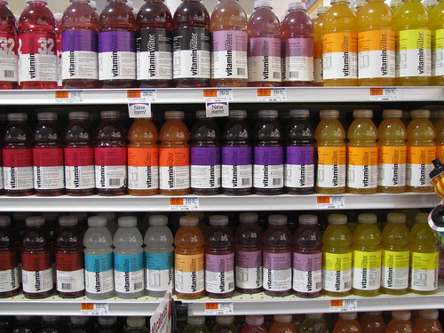vitamin water | by TheTruthAbout