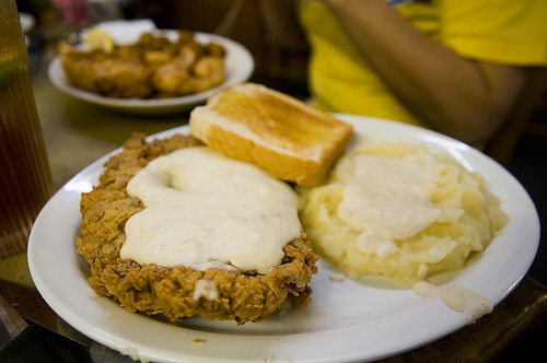Chicken Fried Steak | by jeffbalke