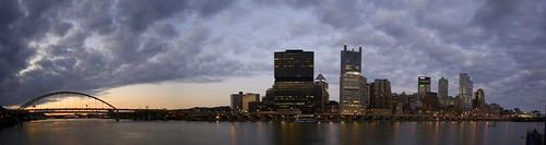 Pittsburgh Skyline | by Kc Jacoby Photography LLC