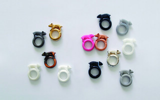 FOC Pig rings | by Freedom Of Creation