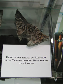 large shard of allspark from quottransformers revenge of the