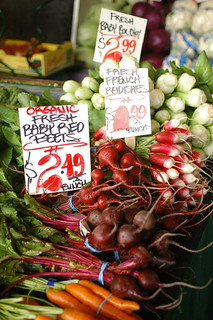radishes and beets at Frank's | by shauna | glutenfreegirl