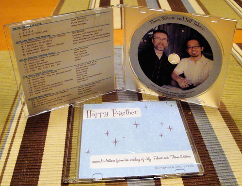 Wedding CDs | by Thom Watson