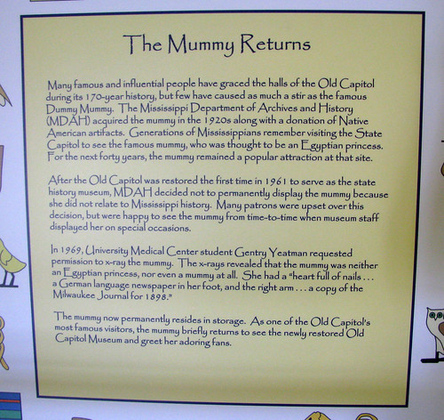 History of the Mummy | by NatalieMaynor