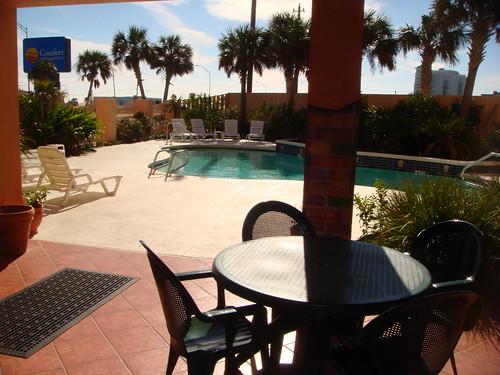 galveston com comfort inn suites at stewart beach flickr. Black Bedroom Furniture Sets. Home Design Ideas