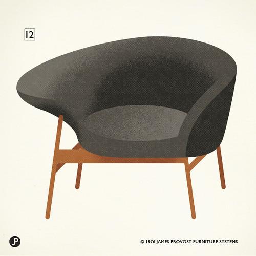 Mid Century Modern Furniture | Flickr