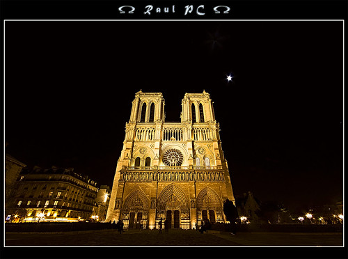 Paris - The other side of Notre-Dame :: Long Exposure | by raul_pc