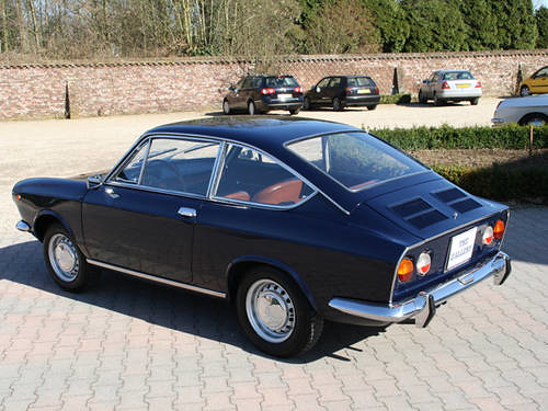 Fiat 850 sport coupe 1969 willem s knol flickr - 1969 fiat 124 sport coupe for sale ...
