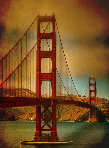 The Bridge [Texture] | by ionut iordache