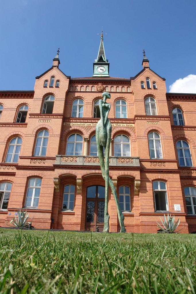 Krankenhaus Königin Elisabeth Herzberge Evangelische Krank Flickr